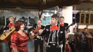 Mariachi Fiesta en Jalisco-Ay Jalisco no te rajes (v živo - EN VIVO)
