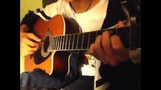 Phạm Hồng Phước - Khi người lớn cô đơn (guitar solo)