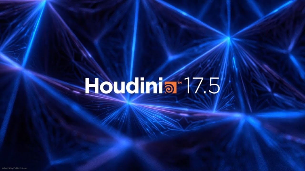 Houdini 17.5 Released -- Procedural Powerhouse by Gamefromscratch