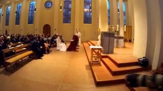 Predigt 23.11.2013 zur Hochzeit, P. Martin Löwenstein SJ Kleiner Michel Hamburg