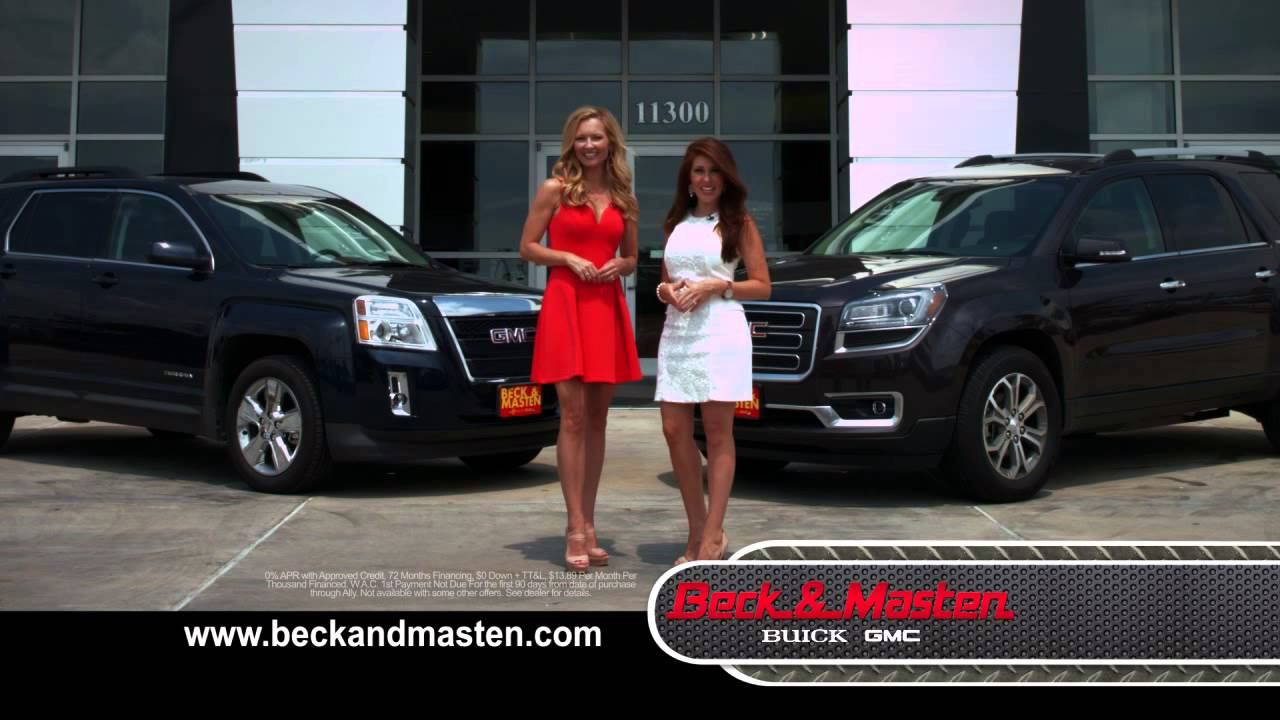 Take your pick of GMC Suvs  Over 2000 in stock to choose from  at     Take your pick of GMC Suvs  Over 2000 in stock to choose from  at Beck    Masten