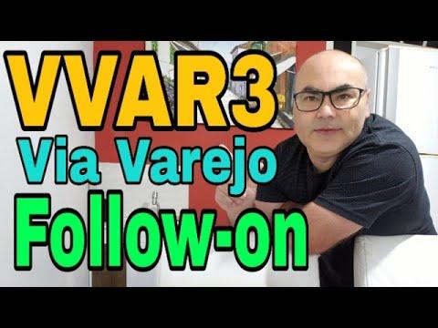 A Via Varejo (VVAR3) anunciou uma oferta subsequente de ações (follow on) I Peterson Siqueira