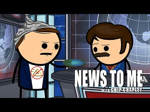 "News To Me With Chip Chapley - Episode 4 ""Extreme Weather? That's News To Me"""