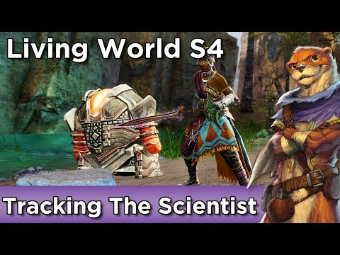 Tracking The Scientists ► Living World S4 E2 Part 1 ► Guild Wars 2 thumbnail