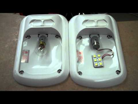 Exceptional Replace Your Regular RV Bulbs With A Great New L.E.D Pack From Mike Rosman  RV
