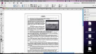 Adobe InDesign Tutorial - Part 2