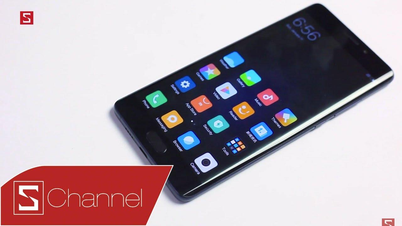 Schannel – Mở hộp và trên tay Xiaomi Mi Note 2: Thế gian ai đẹp được dường như em?
