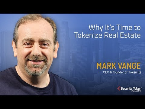 Why It's Time to Tokenize Real Estate