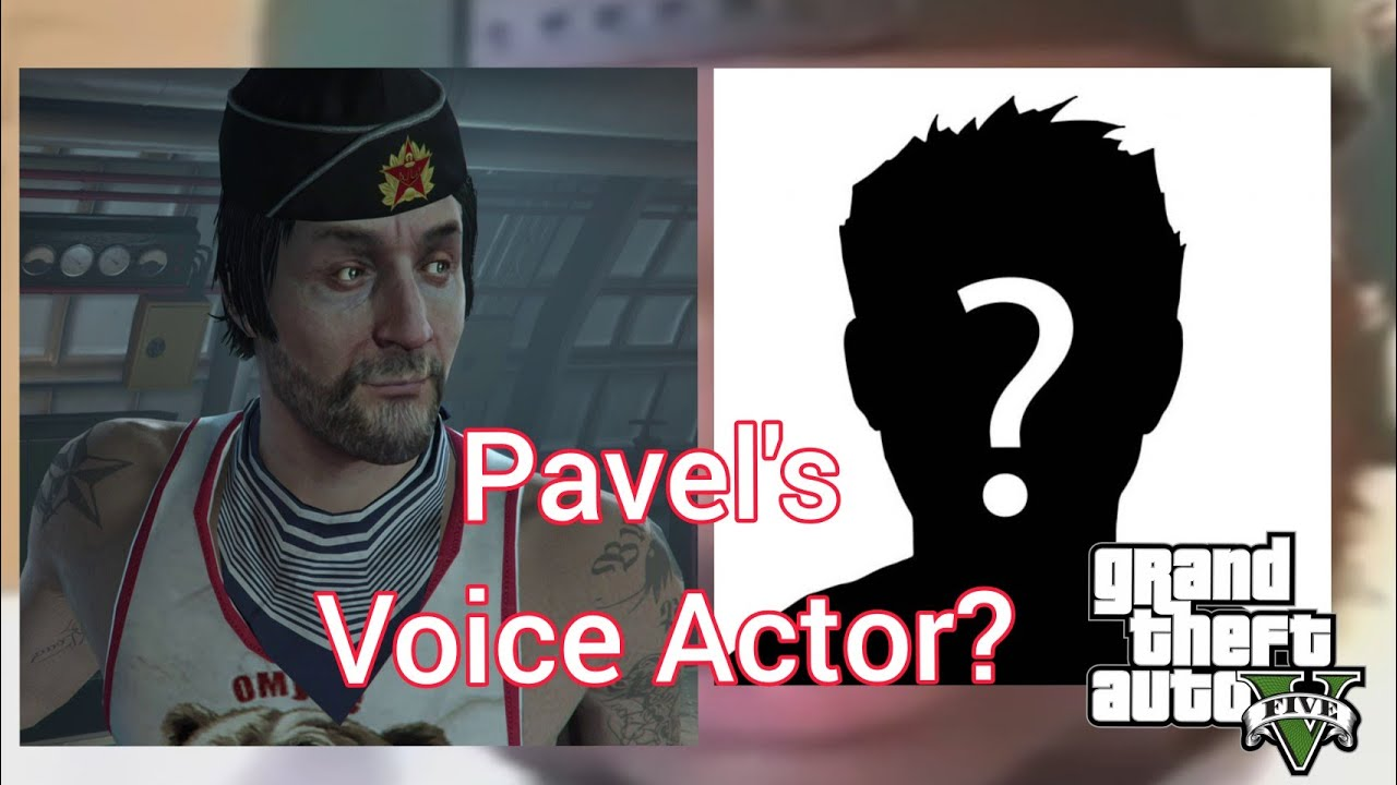 I think I found Pavel's voice actor - Pavel and Marko Dragic voices compared (read description)