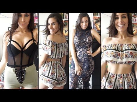 New FAVE Website | Spring Fashion Try On HAUL | Giti Online