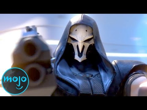 Top 10 Video Game Edgelords |