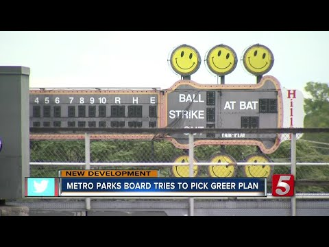 Metro Parks Consider Alternate Plans For Greer Stadium