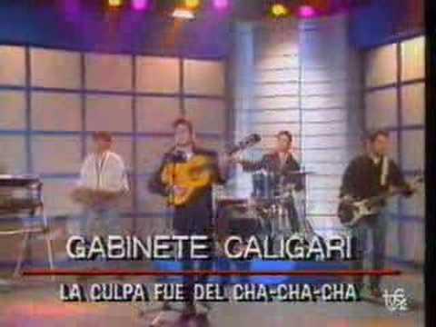 GABINETE CALIGARI--LA CULPA FUE DEL....