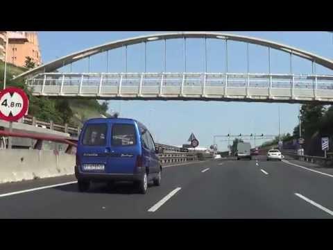 Autovía: A-8: Bilbao - Santander
