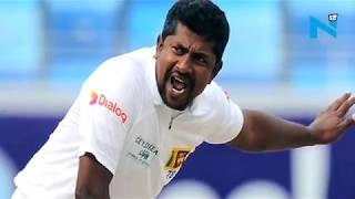Rangana becomes first left arm spinner to pick up 400 Test wickets