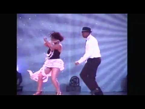 Tony Minnis Scores At Big Buddy's Dancing with the...