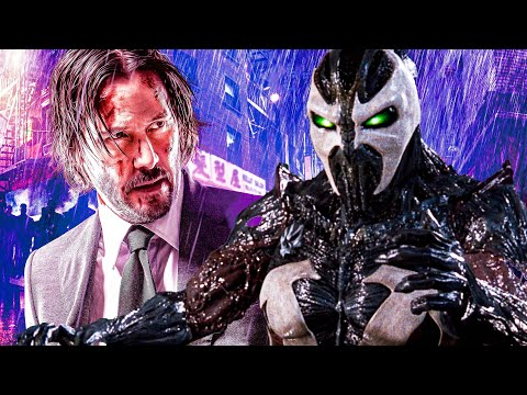 Spawn Movie, John Wick 4, Planet Of The Apes... - News Access