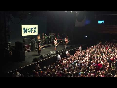 nofx six years on dope moscow 12.08.16 yotaspace