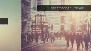 Task Manager Tracker app Video