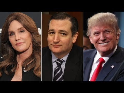 Jenner, Cruz, Trump And The Transgender Bathroom Debate