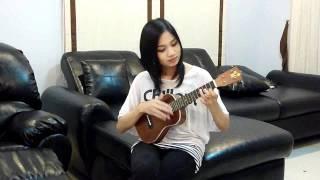 Gambar cover L'Arc~en~Ciel Honey (ukulele cover)