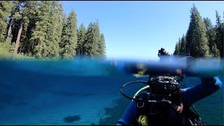Scuba Diving Clear Lake