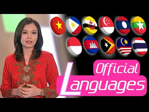 Official Languages of Southeast Asia