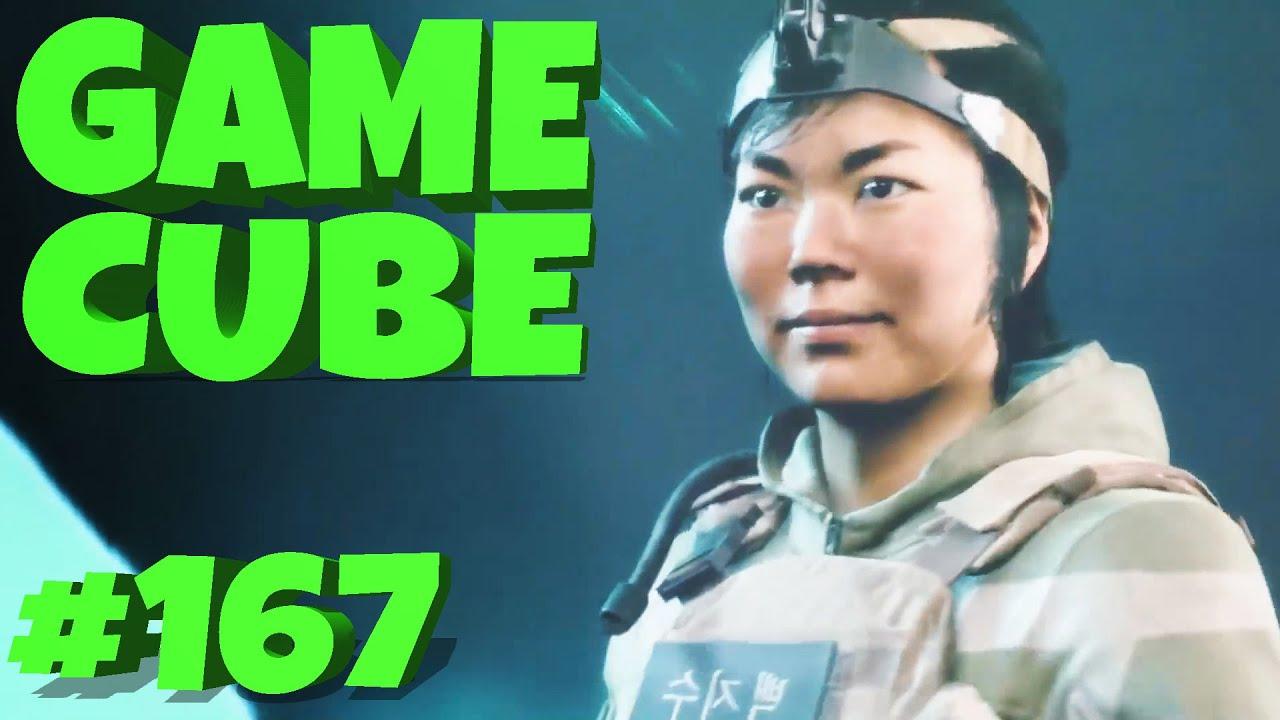 Game Cube 167  Баги приколы Battlefield 2042  d4l