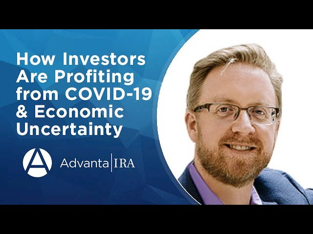 Learn How Elite Investors are Profiting from COVID-19 & Economic Uncertainty