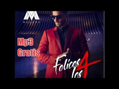 MalumA - FELICES LOS 4 // MP3 GRATIS