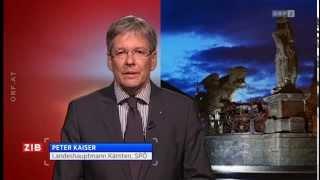③ Studiogespräch: Landeshauptmann Peter Kaiser