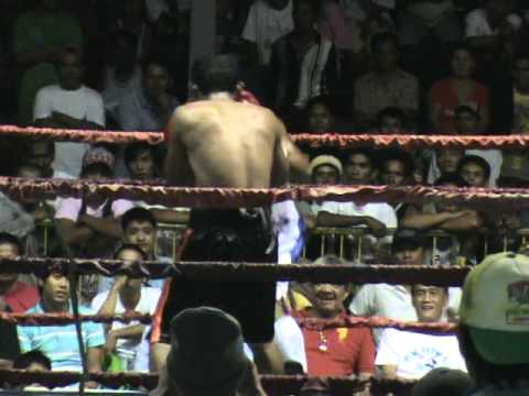 JayR Mendoza vs Noel Sungahid round 2
