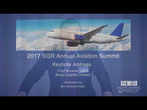 Smith, Gambrell & Russell: 2017 Aviation Summit (Dublin, Ire