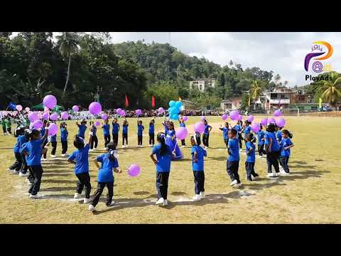 Akurana Muslim Balika Maha Vidyalaya Annual Sport Meet Drill Display-2019