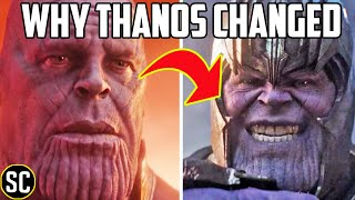 WhyThanos Changed in Avengers: Endgame​