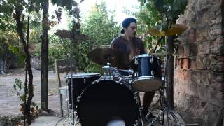 rhcp i could die for you drums cover