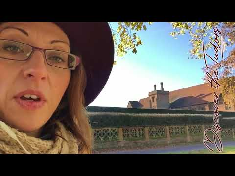 Philippa Brewell - Hatfield House   Discover the Tudors