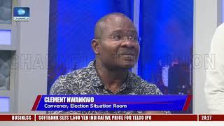 Electoral Act Amendment: Enang On Non-Assent As Nwankwo Alerts On Dangers Pt.1 |Sunday Politics|