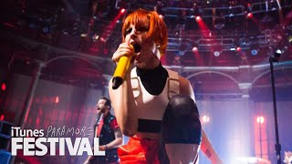 Paramore - CrushCrushCrush -(iTunes Festival 2013)- [HD]