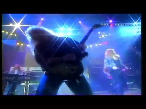 Europe - I'll cry for you HD - Español / Inglés