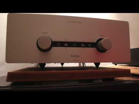 Audiomat Solfège Référence KT88
