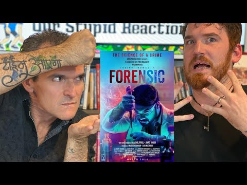 FORENSIC - Malayalam Movie |Trailer REACTION!!