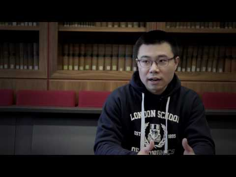 LSE Department of Law | PGT Student Testimonial: Wanlin Wu