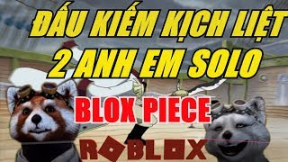 Blox Piece (Roblox)-the most classic Solo sword in the polite Blox Piece Vs TyJayGaming