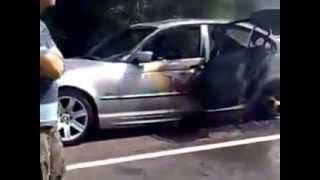 فيديو حادث المرور الذي ادى إلى موت الشاب عقيل رحمه الله