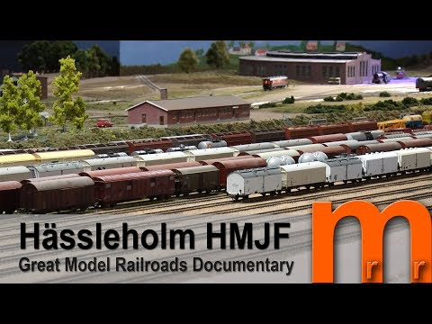 HMJF Hässleholm - Great Model Railroad Documentary