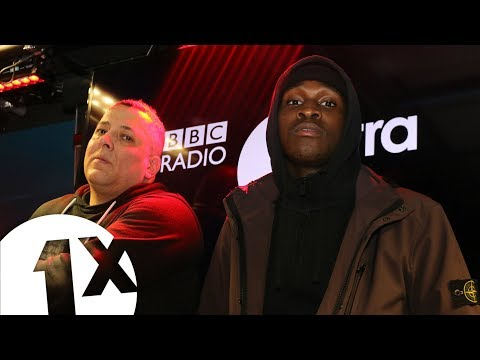 Berna freestyles over Headie One x RV 'Know Better' for DJ Semtex