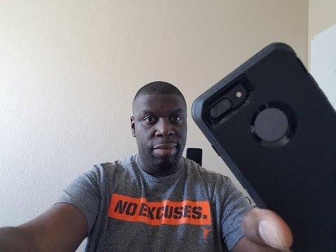 Iphone Plus Otterbox Defender Series