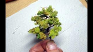 самодельное дерево