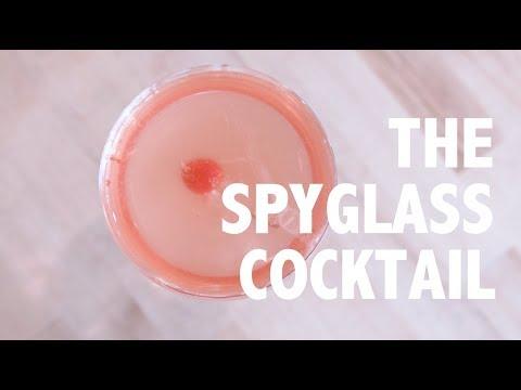 Venue and a Menu: How to make the Spyglass cocktail